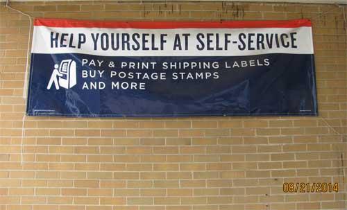 Glossy Scrim Vinyl Banner 13 Oz New York Print A Sign